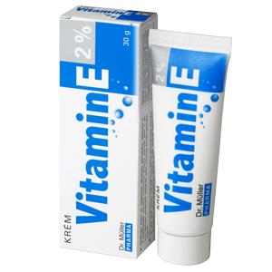 Dr. Müller Vitamin E Krém 2% 30 g