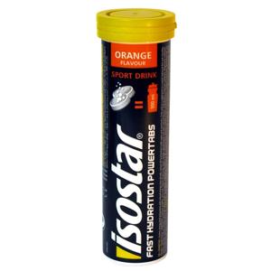 Isostar Pomeranč šumivé tablety 120 g