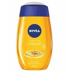 Nivea Sprchový olej Natural Oil 200 ml