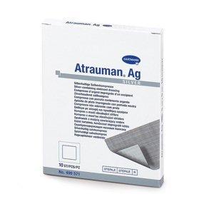 Atrauman Ag Kompres sterilní 10 x 10 cm 10 ks