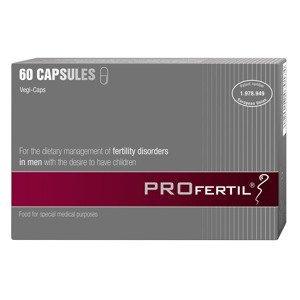 PROFERTIL terapie na mužskou neplodnost 60 kapslí