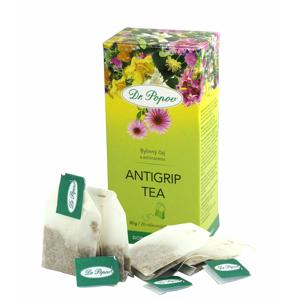 Dr. Popov Antigrip tea porcovaný čaj 20x1,5 g