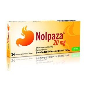 Nolpaza 20 mg 14 tablet
