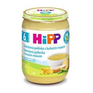 Hipp BABY MENU BIO Polévka zeleninová s kuřecím 190 g