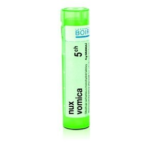 Boiron NUX VOMICA CH5 granule 4 g