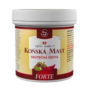 Herbamedicus Koňská mast hřejivá FORTE 250 ml