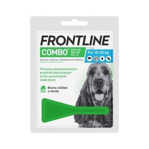 Frontline COMBO Spot on Dog M 1.34 ml 1 pipeta