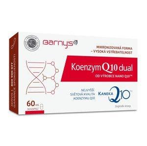 Barny´s Koenzym Q10 dual 60 mg 30 kapslí