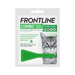 Frontline COMBO Spot on Cat 0,5 ml 1 pipeta