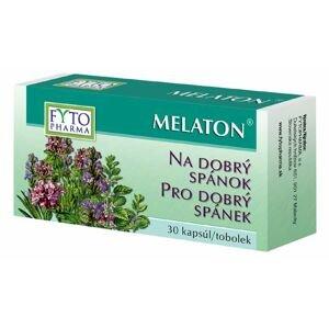 Fytopharma Melaton tobolky pro dobrý spánek 30 ks