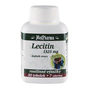 Medpharma Lecitin Forte 1325 mg 37 tobolek