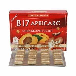 Terezia B17 APRICARC 50+10 kapslí