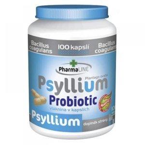 Pharmaline Psyllium Probiotic 100 kapslí