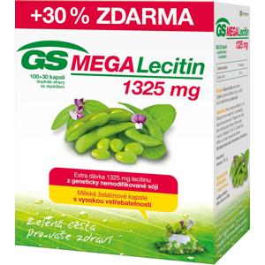 GS Megalecitin 1325 mg 100+30 kapslí