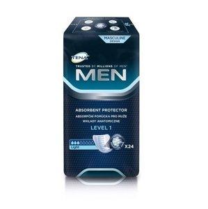 Tena Men Level 1 inkontinenční vložky 24 ks