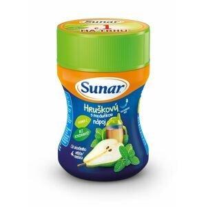 Sunar Rozpustný nápoj hruškový s meduňkou 200 g