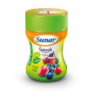 Sunar Rozpustný nápoj šípkový s borůvkami 200 g