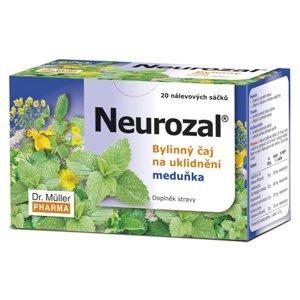 Dr. Müller Neurozal bylinný čaj 20 sáčků