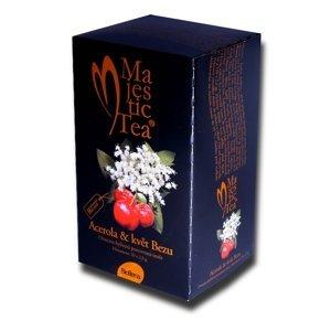 Biogena Majestic Tea Acerola + květ Bezu porcovaný čaj 20x2,5 g