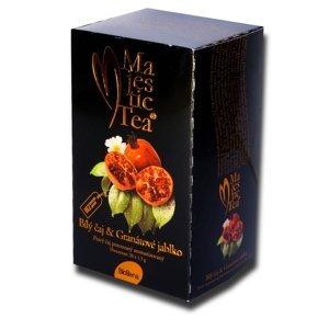 Biogena Majestic Tea Bílý čaj + Granátové jablko 20 x 1,5 g