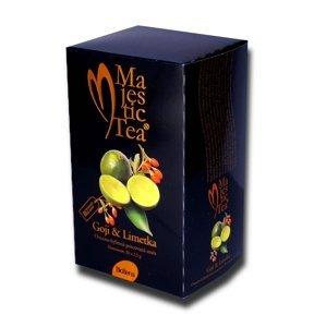 Biogena Majestic Tea Goji + Limetka porcovaný čaj 20x2,5 g