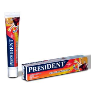 President Zubní pasta pro děti cola 50 ml 3–6 let