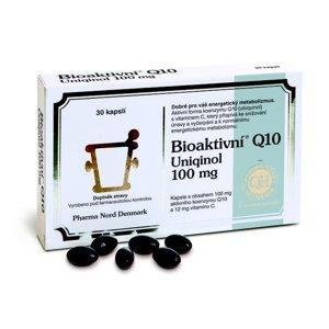 Bioaktivní Q10 Uniqinol 100 mg 30 kapslí