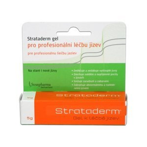 Strataderm jizva 2-4 cm gel 5 g