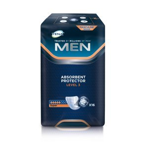 Tena Men Level 3 inkontinenční vložky 16 ks