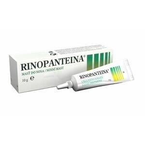 Rinopanteina nosní mast 10 g