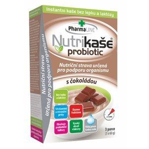 Nutrikaše probiotic s čokoládou 3x60 g
