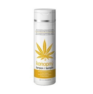 Medic progress Konopný šampon 200 ml