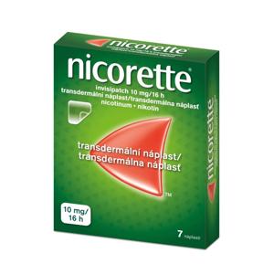 NICORETTE INVISIPATCH 10 MG/16