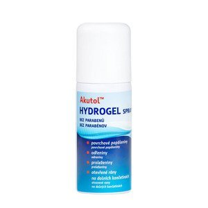 Akutol Hydrogel spray 75 g