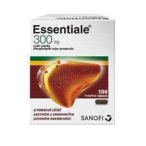 Essentiale Forte N 100 tvrdých tobolek