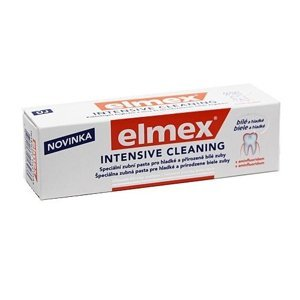 Elmex Intensive Cleaning zubní pasta 50 ml