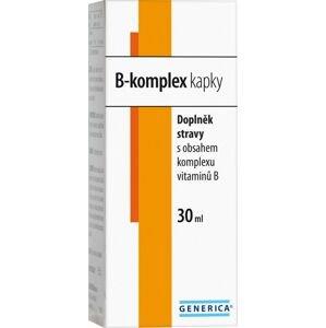 Generica B-komplex kapky 30 ml