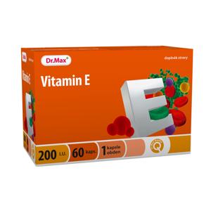 Dr.Max Vitamin E 200 I.U. 60 tobolek