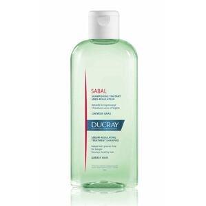 Ducray Sabal Šampon regulující tvorbu mazu 200 ml