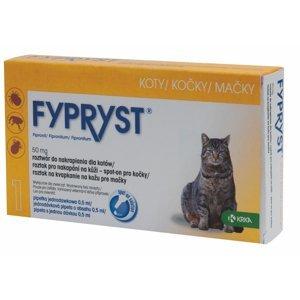 Fypryst Spot-on Cat Kočka 1 pipeta