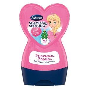 Bübchen Kids Šampon a kondicionér RŮŽENKA 230 ml
