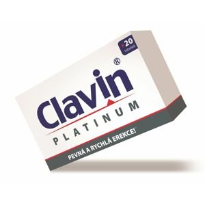 Clavin PLATINUM 20 tobolek
