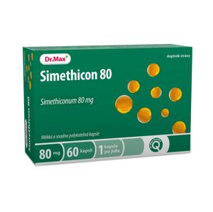 Dr.Max Simethicon 80 60 kapslí