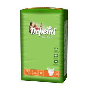 Depend Slip Classic Extra Plus absorpční natahovací kalhotky 30 ks