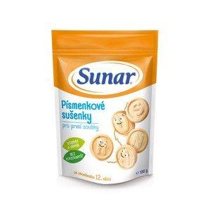 Sunar Písmenkové sušenky 150 g