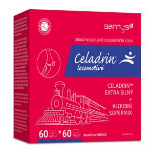 Barny´s Celadrin Locomotive 60 tablet + 60 kapslí