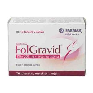 Farmax FolGravid 30+10 tobolek