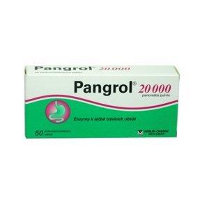 Pangrol 20000 50 tablet