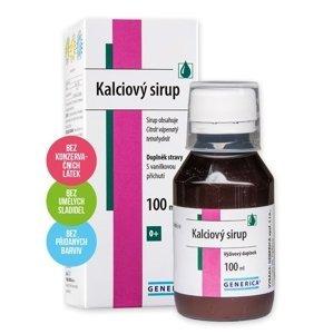 Generica Kalciový sirup 100 ml