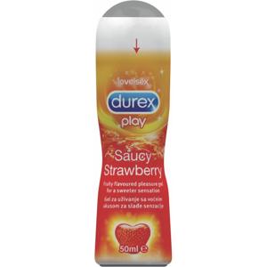 Durex Play Strawberry lubrikační gel 50 ml